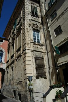 Taggia (IM)  Palazzo Lercari