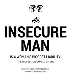Signs Of Male Insecurity In A Relationship