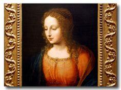 Luini, Bernardino (1475-1532) - Portrait of a Woman.Detail.Early 1500s.The Detroit Institute of Arts, Detroit.