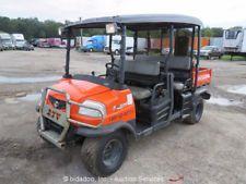 2012 Kubota RTV1140CPX 4WD Diesel Utility Cart Side-by-Side UTV 4x4 bidadooapply now www.bncfin.com/apply