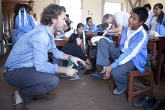 Founder Stories | Blake Mycoskie of Toms on Social Entrepreneurship and Finding His 'Business Soulmate'