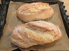 Weißbrot schnell und einfach, ein leckeres Rezept aus der Kategorie Brot und Brötchen. Bewertungen: 119. Durchschnitt: Ø 4,6.