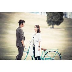 "Seo In Guk and Jang Nara - Stills for 2015 drama ""I Remember You""/ ""Hello Monster"""