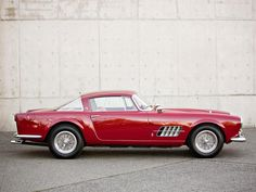 1024x768 1955 Ferrari 410 Superamerica via Classy Bro #ferrarivintagecars #ferrariclassiccars