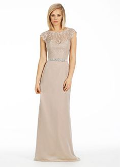Bridesmaids and Special Occasion Dresses by Jim Hjelm Occasions - Style jh5463