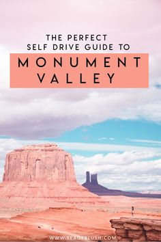 Everything you need to know about doing the Monument Valley Scenic Drive. Do you need an SUV to drive the dirt roads? Monument Valley Utah should be on your American Southwest Road trip Itinerary! Us Road Trip, Road Trip Hacks, Road Trip Food, Bryce Canyon, Grand Canyon, Nationalparks Usa, Monument Valley Utah, Chobe National Park, National Parks
