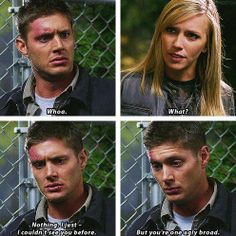 [gifset] 3x16 No Rest For The Wicked