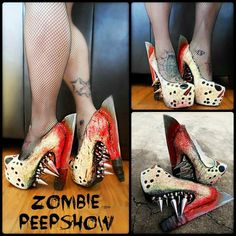 Friday the 13th by Zombie Peepshow