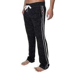 SKINNY Core Sleeper / Lounger / Jogger by Andrew Christian in Vintage Black