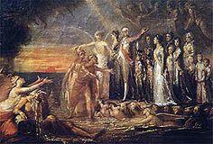 Alegoria da chegada de D. João ao Brasil - João VI de Portugal – Wikipédia, a enciclopédia livre