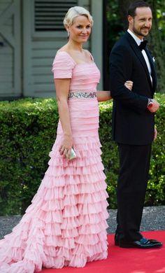 Princess Mette Marit & Crown Prince Haakon
