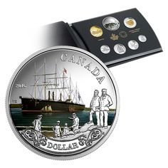 "$2 Dollars /""Battle of the Atlantic/""  New released UNC-BU RCM  2016 Canada"