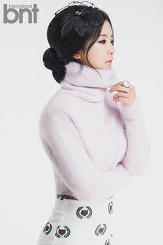 Song Ga Yeon bnt International Nov 2014