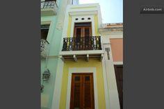 Most Unique House in Old San Juan in San Juan