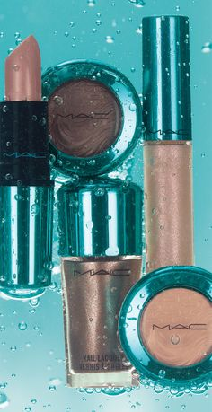 MAC Alluring Aquatic Collection for Summer 2014 COMES OUT ONLINE MAY 15, IN STORES MAY 22