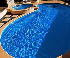 The best fiberglass swimming pools in the Daytona Beach, FL region. The best designs and colors to choose from. Contact us to learn more and get into a pool today! Fiberglass Pool Cost, Fiberglass Swimming Pools, Swimming Pool Sales, Swimming Pool Designs, Massillon Ohio, Dallas Fort Worth Texas, Daytona Beach Florida, Pool Contractors, Pool Companies