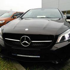 #Mercedes CLA new color OrientBrown Metallic