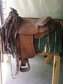 $700.00 - Saddle and Tack