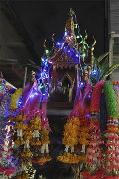 thailand, spirit house