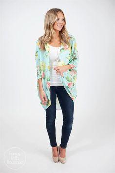 Beat the Summer heat with these lightweight Kimonos! Jane.com MST!