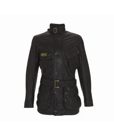 Classic leather jacket Barbour's Steve McQueen Collection. one of the coolest jacket ever!