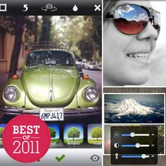 best iPhone camera apps of 2011