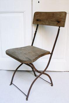 la variété: love this chair!