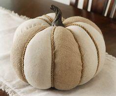 jute and burlap pumpkin Diy Halloween, Halloween Decorations, Burlap Pumpkins, Decoration Originale, Save On Crafts, Fall Flowers, Fall Decor, My Design, Craft Projects