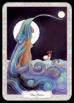 The Liminal Tarot - If you love Tarot, visit me at www.WhiteRabbitTarot.com