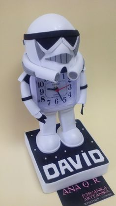 Star wars fofucho reloj