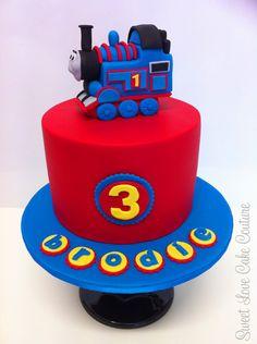 Thomas - Sweet Love Cake Couture