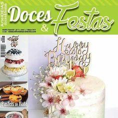 Revista Doces & Festas n'7 (Março 2017)