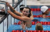 Katie Ledecky, GOLD MEDAL, August 3, 2012  View image detail