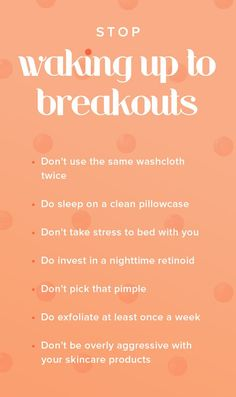Get rid of zits, blemishes and breakouts overnight with these fast skincare tips for clearer skin.