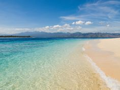 Gili Trawangan.  When I first walked the beaches on this tiny island I felt like I was dreaming.  So So beautiful.