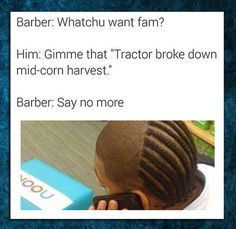 55 Ideas Funny Pics With Captions Make Me Laugh Hilarious For 2019 Say No More Meme, Barber Say No More, Barber Memes, Funny Quotes, Funny Memes, Jokes, Stupid Memes, Funny Pictures With Captions, Funny Pics