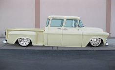 1955 Chevy Quad Cab Dually