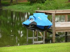 Nautical Solutions   Floating Docks & Boat Lifts   Drive-on Floating Dock, PWC Lifts, Boat Docks