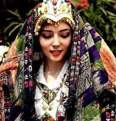 Uzbek-Turk girl from Uzbek-Eli (falsely known as Uzbekstan)!