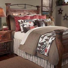 Cowboy Decorating Ideas | western/cowboy bedding | cowboy rodeo western bedding cowboy rodeo ...