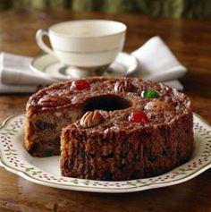 Semi Homemade Fruitcake Recipe