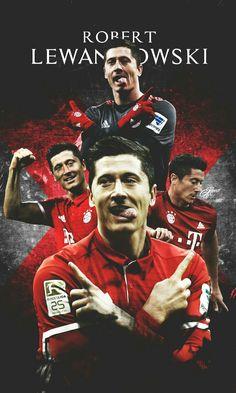 Image about love in Robert Lewandowski. Robert Lewandowski, Soccer Stars, Soccer Boys, Basketball, Football Is Life, Football Match, Bayern Munich Wallpapers, Germany Football, Fc Bayern Munich