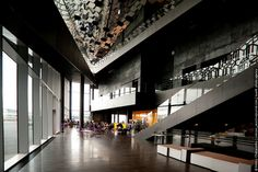 HARPA Concert Hall - Ceiling
