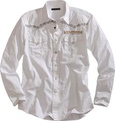 Did you know that you cowboys/cowgirls can have your own Custom Logo Shirt?  Great for promoting your ranch, event or company....Find out how!