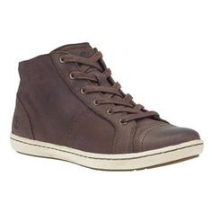 low priced 10903 756f3 Timberland - Chaussures Earthkeepers Northport Chukka Femme - Prune