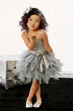 Couture Sequin Tutu Dress - better tutu, love the top! Little Girl Fashion, Little Girl Dresses, Girls Dresses, Tutu Dresses, Pageant Dresses, Flower Girl Tutu, Flower Girl Dresses, Flower Girls, Princess Dresses