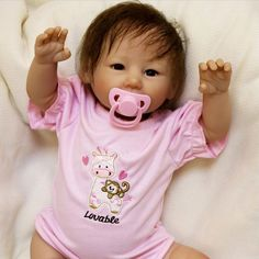 54.74$  Watch here - http://alisx2.shopchina.info/go.php?t=32804765571 - Cute Bebe Reborn 20inch Silicone Reborn Baby Doll 50cm Doll Playmate Gift For Girls Baby Alive Birthday Gift For Bouquets Doll 54.74$ #buyonline