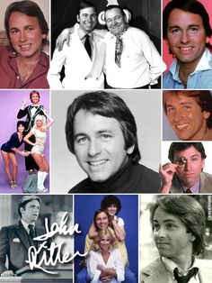 "Happy Heavenly Birthday Today To Actor & Comedian -John Ritter. (September 17 1948 - September 11 John Was Best Known To Many For His Role As ""Jack Tripper"" On The ABC Sitcom ""Three's Company. Tex Ritter, John Ritter, Golden Globe Award, Hollywood Stars, Old Hollywood, Classic Hollywood, Happy Heavenly Birthday, Broadway, Three's Company"