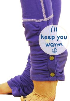 Not just another yoga pants!  Stay warm with Green Apple Active New French Terry Legging Warmer This lightweight & breathable Bamboo Eco-Luxury French terry will keep you in comfort all day long.  Shop now! http://www.greenappleactive.com/collections/bottoms/products/gf4305w-33-on-pointe-leg-warmer-legging?variant=1021562259