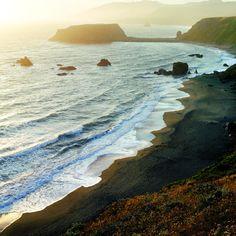 The Sonoma Coast spell - Sunset